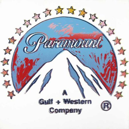 Andy Warhol-Paramount (From Ads)-1985