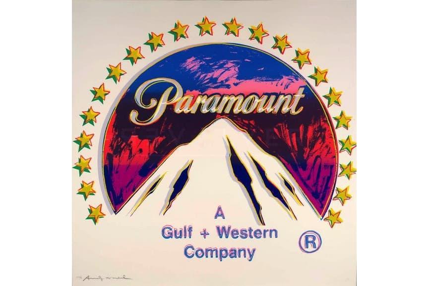 Warhol's Paramount, 1985; from warhol's portfolio works