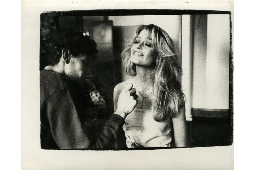 Andy Warhol - Photograph of Farrah Fawcett Majors