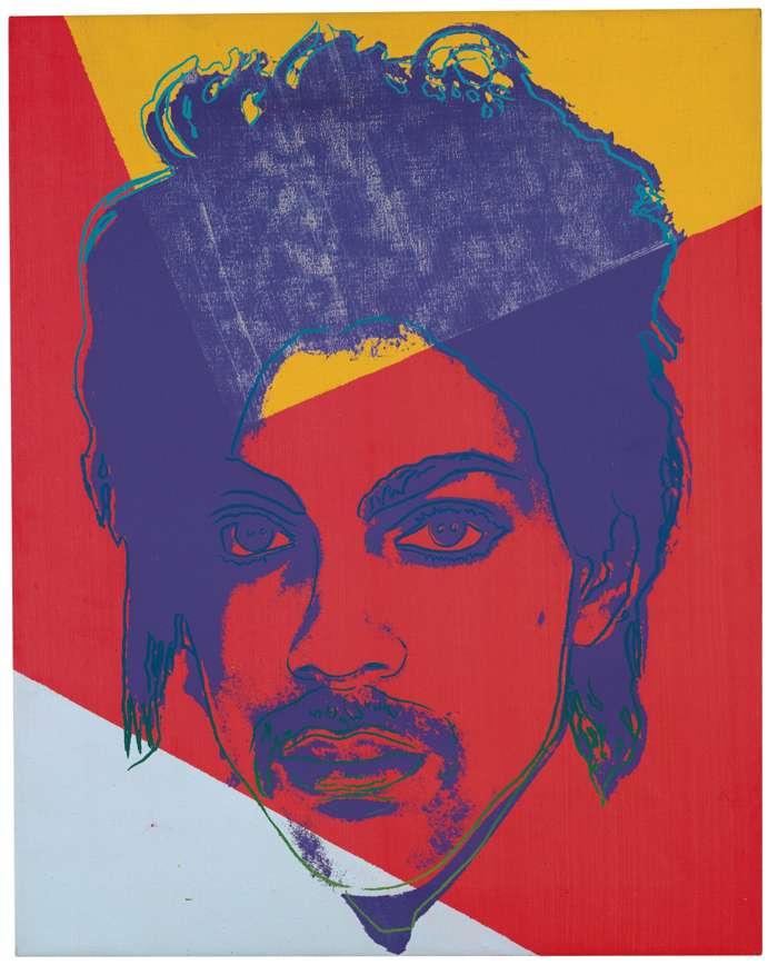 Andy Warhol-Prince-1984