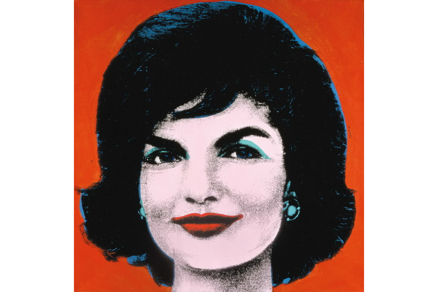 Andy Warhol - Red Jackie