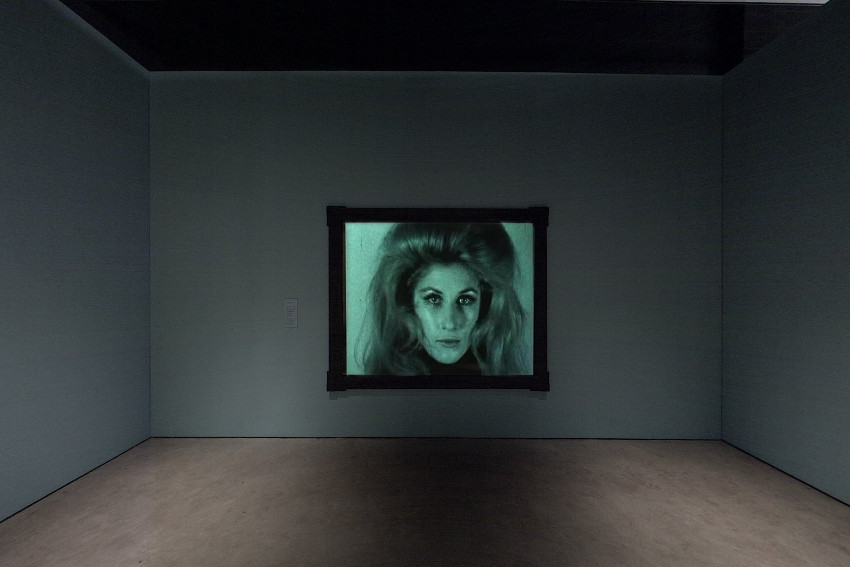 andy warhol's video