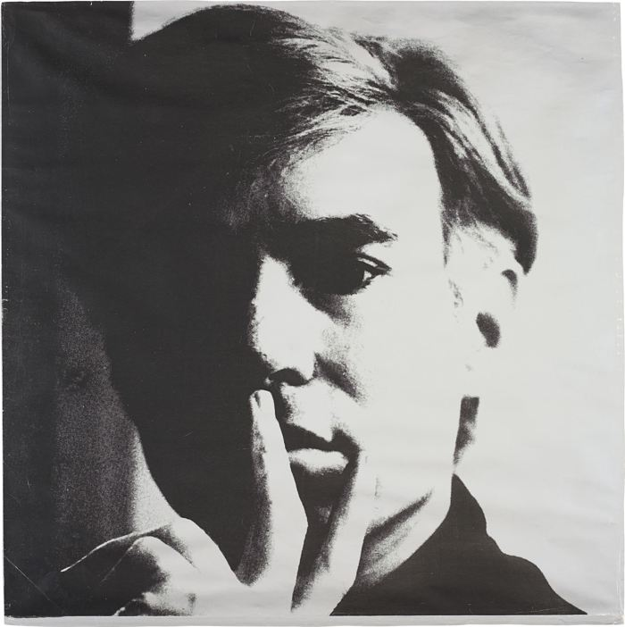 Andy Warhol-Self-Portrait-1966