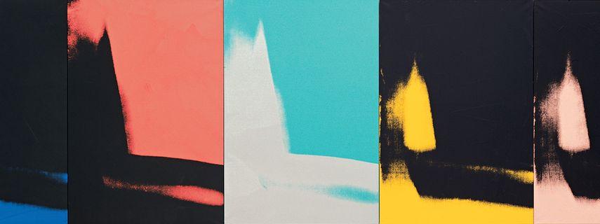 Andy Warhol Shadows, 1978–79