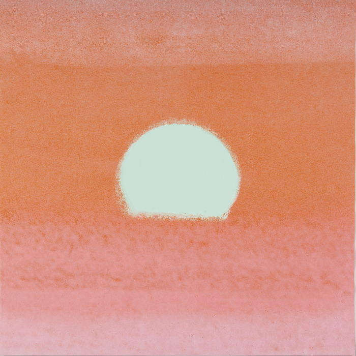 Andy Warhol-Sunset-1972