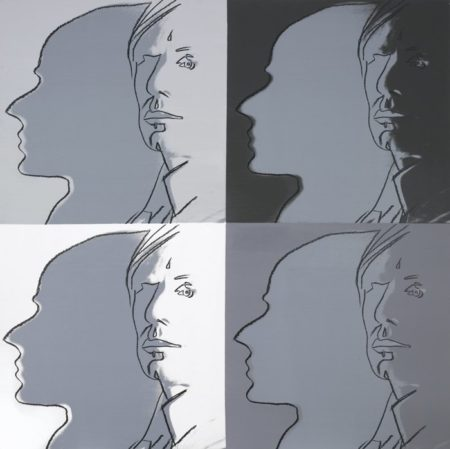 Andy Warhol-The Shadow (From Myths)-1981