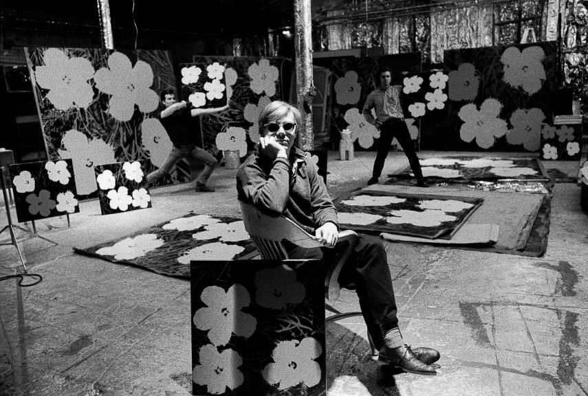 Andy Warhol Ai Weiwei
