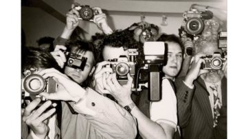 Andy Warhol - Unidentified Photographers