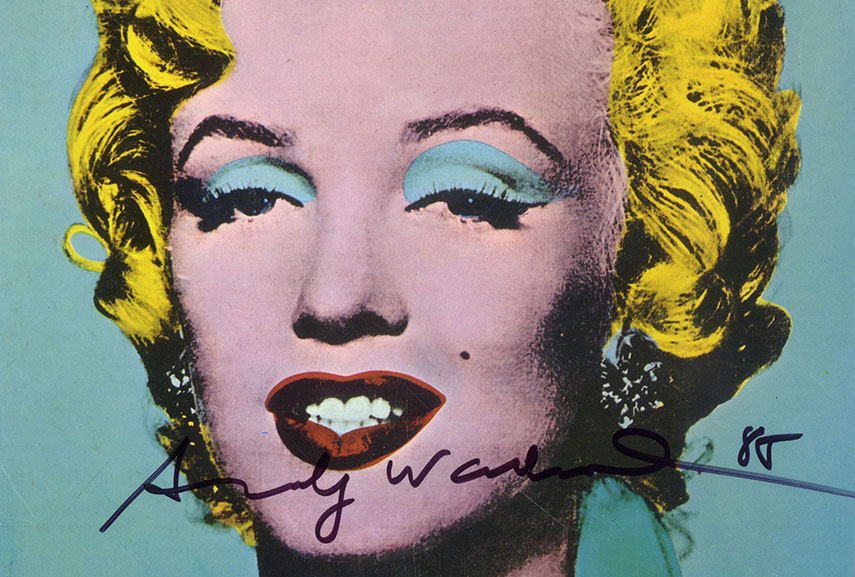 pop art artists andy warhol and roy lichtenstein created some of the most famous examples of pop art