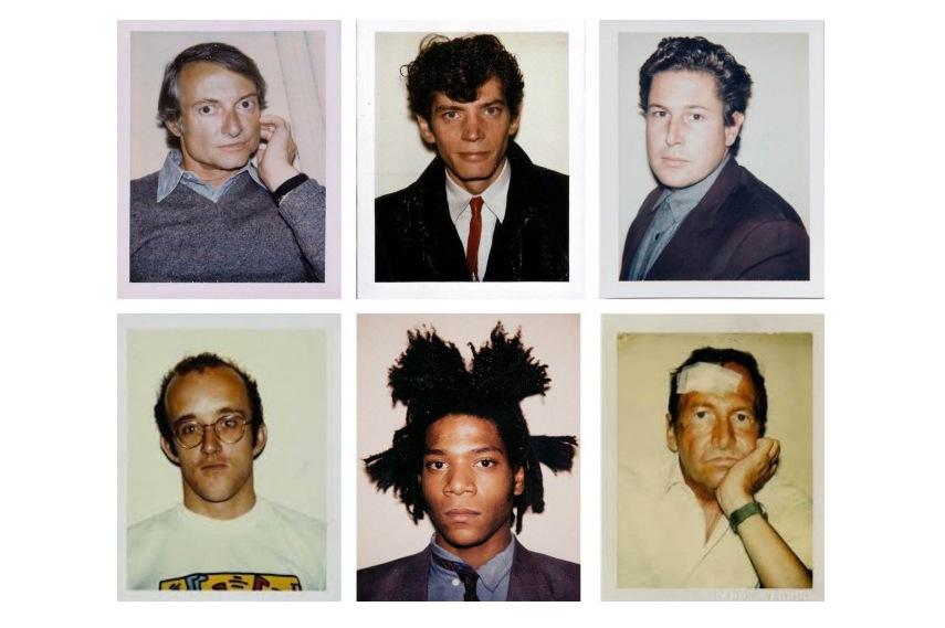 famous art models
