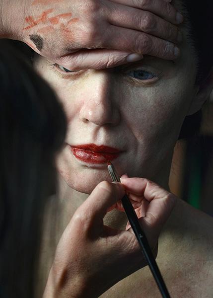 Aneta Grzeszykowska Untitled Model