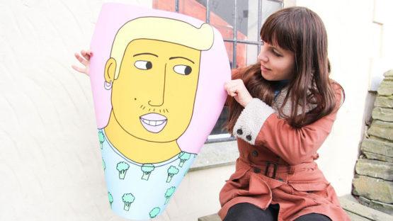 Anette Moi's Portrait - image via jbl.no