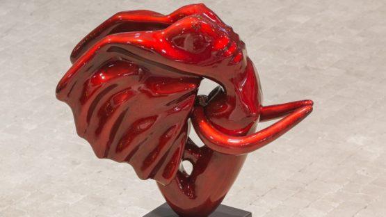 Anis Dargaa - Elephantasme (detail)