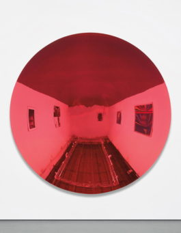 Anish Kapoor-Blood Mirror-2000