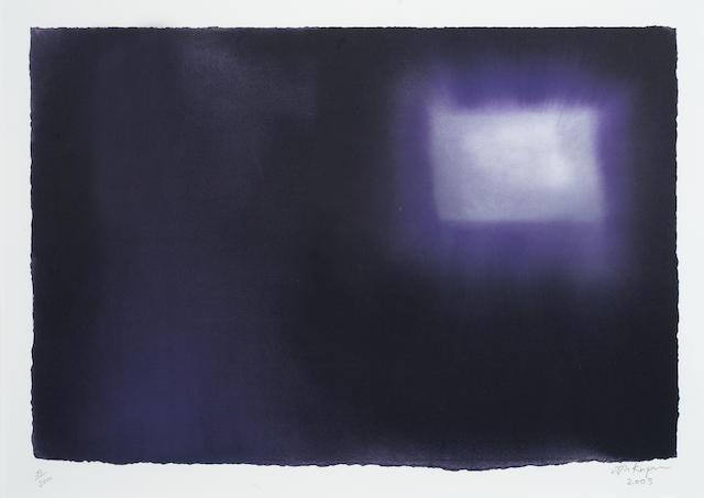 Anish Kapoor-Untitled, for Glyndebourne-2003