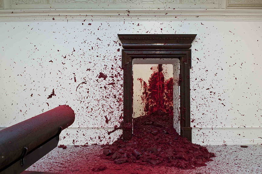 Anish Kapoor, Versaille, France