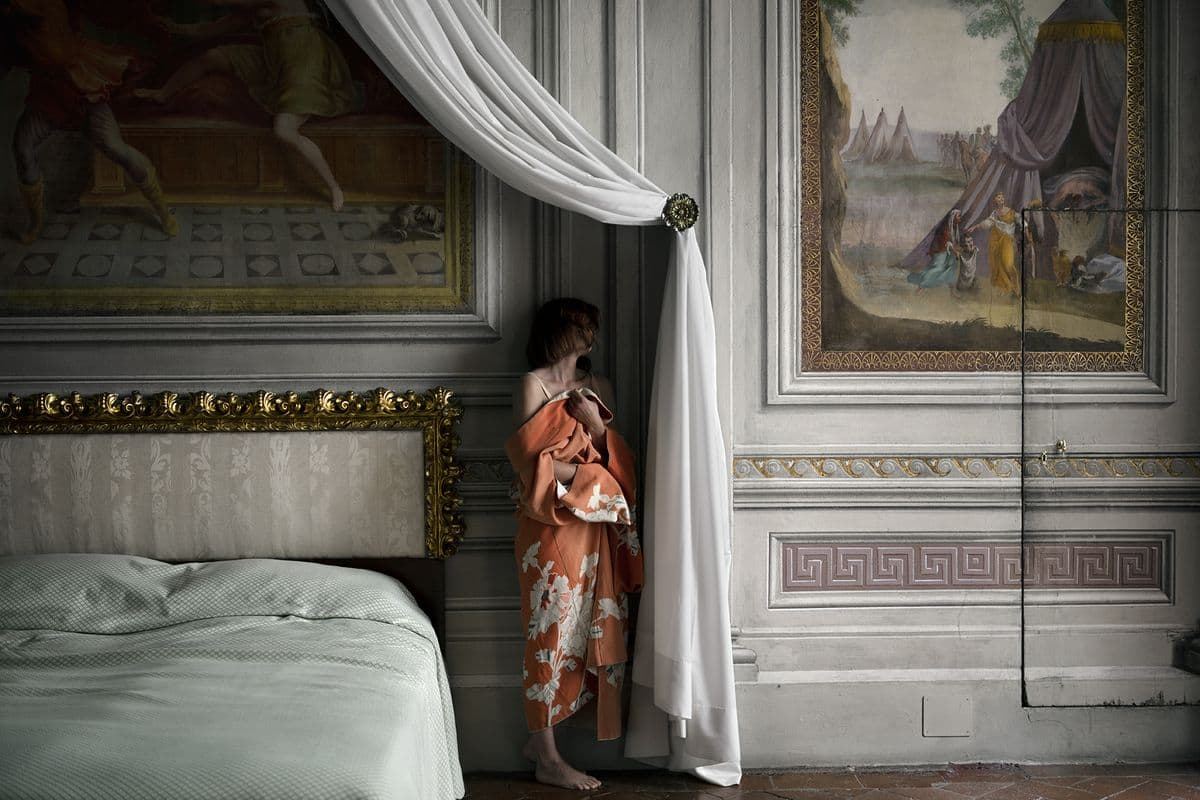 Anja Niemi - The woman who never existed, The bedroom