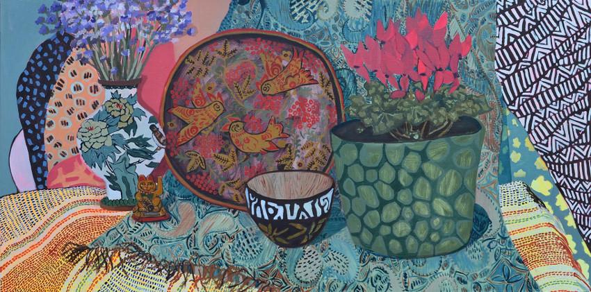 Anna Valdez - Artifacts, 2013