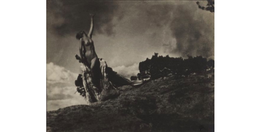 Anne Brigman - The Soul of the Blasted Pine