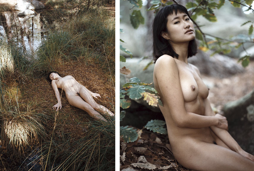 anne constance frenoy, nude photography, vintage erotica,