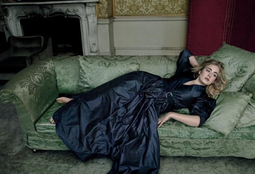 Annie Leibovitz - La Belle Adele, 2016, life use vogue, new, like, photos, shot