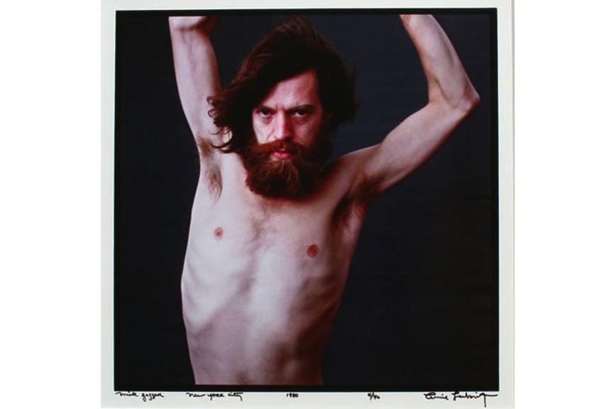 Annie Leibovitz - Mick Jagger NYC, 1980