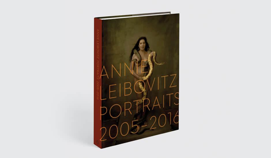 Annie Leibovitz - Portraits, a must read