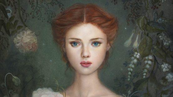 Annie Stegg Gerard - Awakening (detail)