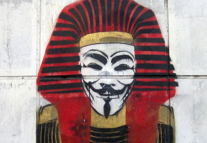 When Graffiti Matters the Most: Middle East