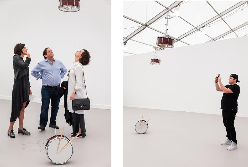 Anri Sala, Marian Goodman Gallery