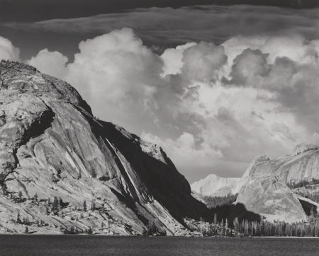 Ansel Adams-Lake Tenaya, Mount Conness, Yosemite National Park, California-1946