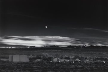 Ansel Adams in Conversation with 19th Century Predecessors and Contemporary Artists
