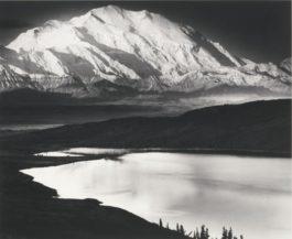 Ansel Adams-Mount Mckinley And Wonder Lake Mckinley National Park Alaska-1947