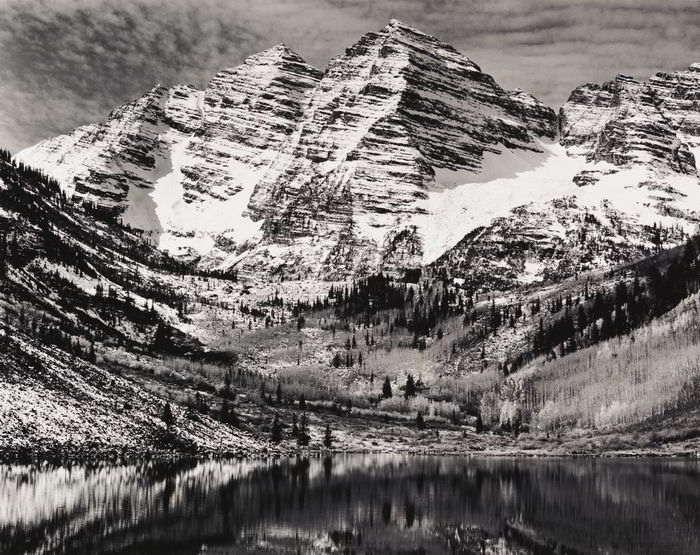 Ansel Adams-Portfolio VI-1953