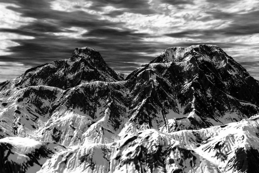 Most important aspects of black and white landscape photography