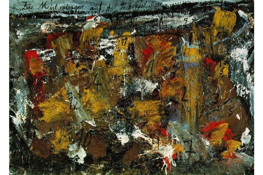 Anselm Kiefer - Die Meistersinger, 1981-82