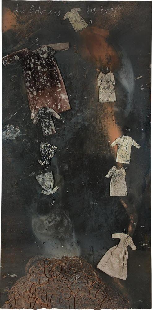 Anselm Kiefer-Die Ordnung der Engel-2007