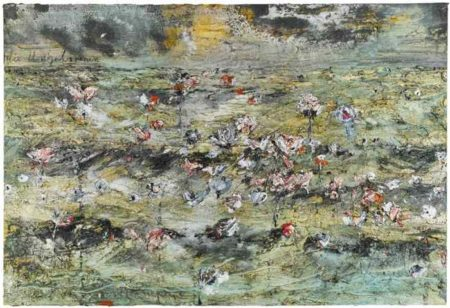 Anselm Kiefer-Die Ungeborenen-2013