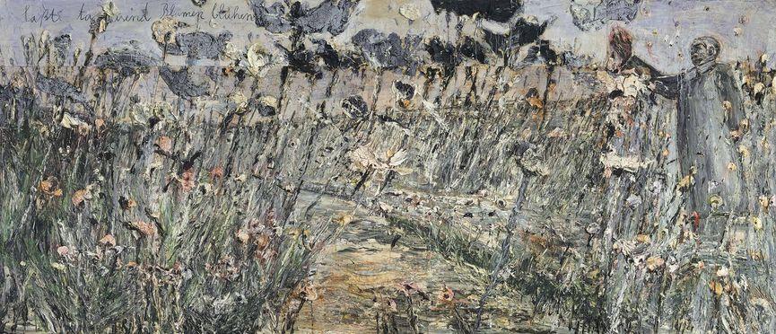Anselm Kiefer - Lasst Tausend Blumen Bluhen (Let A Thousand Flowers Bloom), 2012