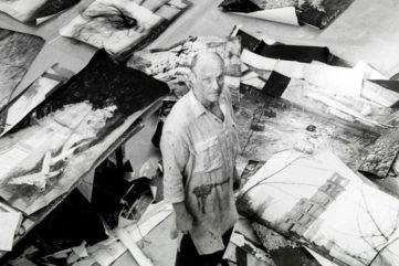 Anselm Kiefer at the Royal Academy
