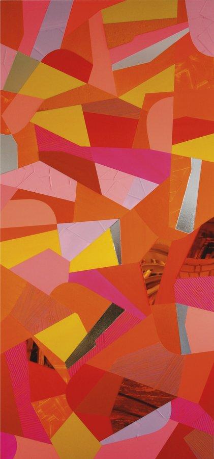 Anselm Reyle-Untitled (For Otto Freundlich)-2006