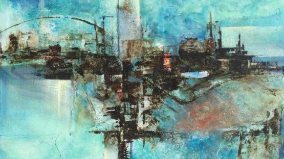 Anter - detail of an artwork