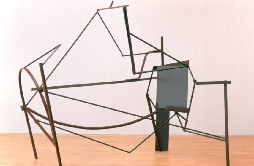 Anthony Caro - After Emma, 1977 to 1982