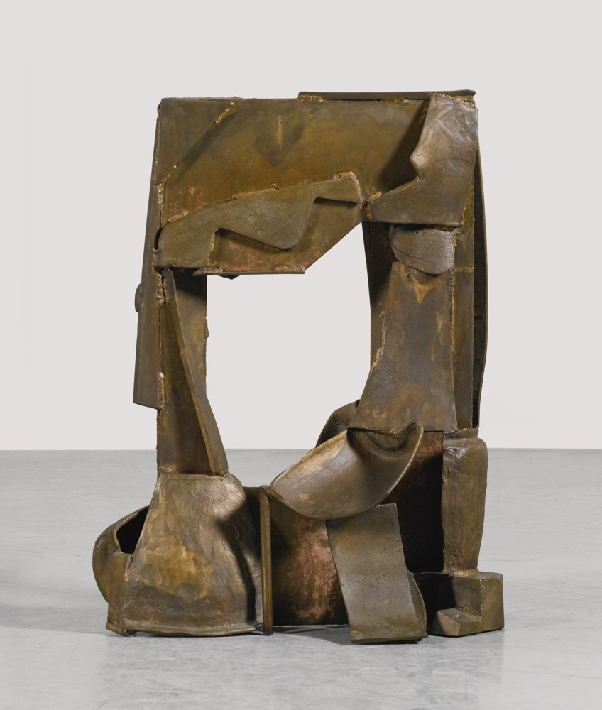 Anthony Caro-Through The Window-1981
