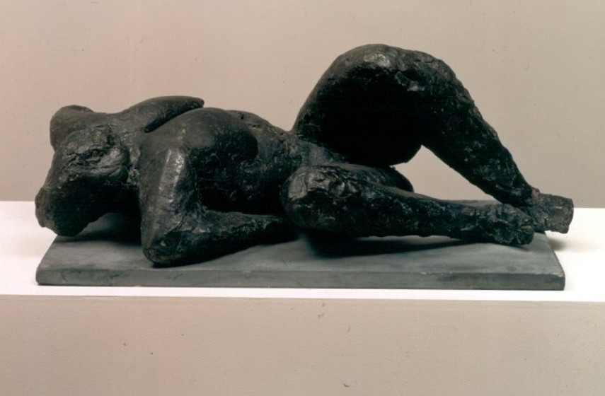 Anthony Caro - Woman Waking Up, 1955
