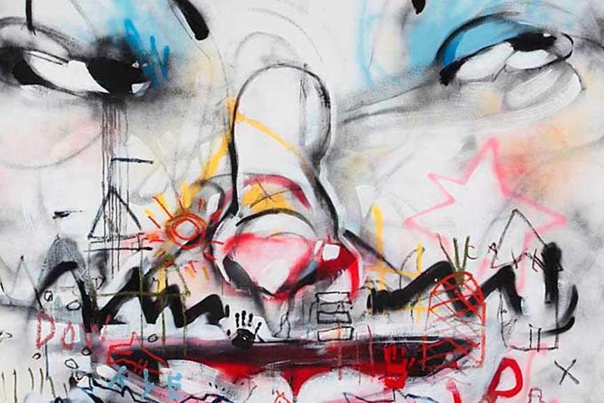 australian painters john painter sydney media contact