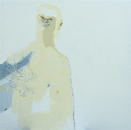 Anthony Lister-Correctional Painting No.6-2005
