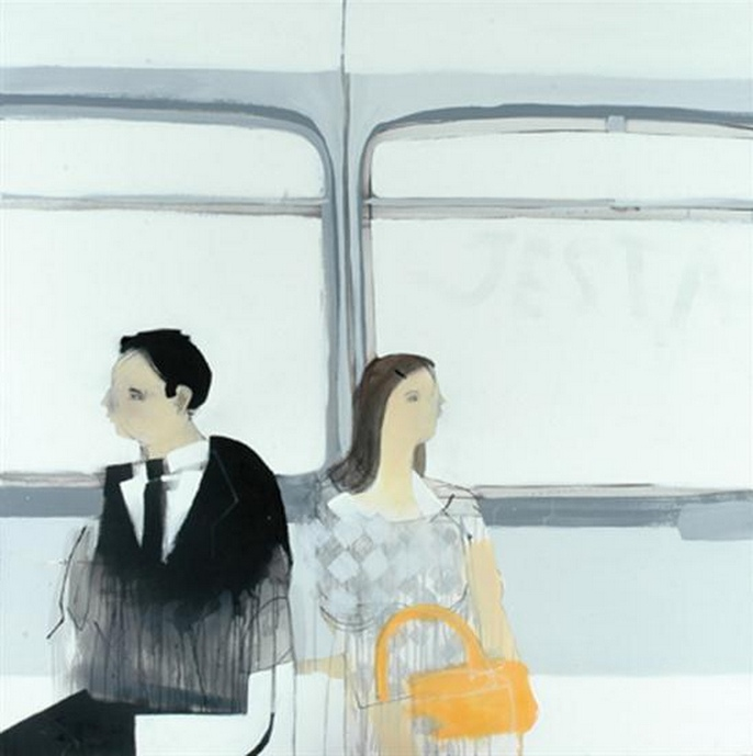 Anthony Lister-In Transit No.11-2006
