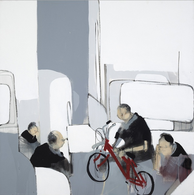 Anthony Lister-In Transit No.5-2005