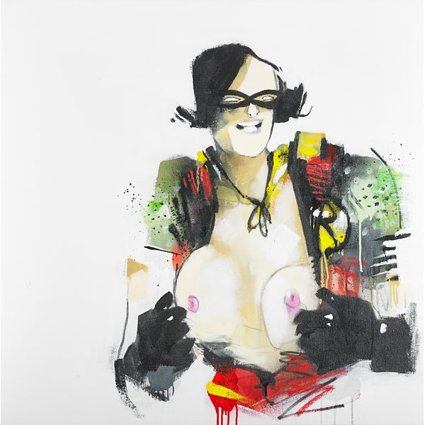 Anthony Lister-Robin's Tits-2008